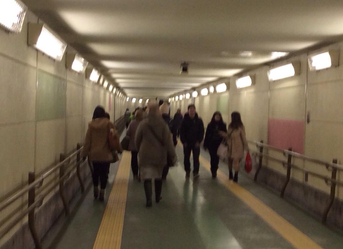 通行 歩行 者 左側